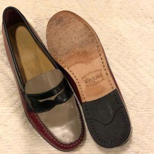 Women's loafers.